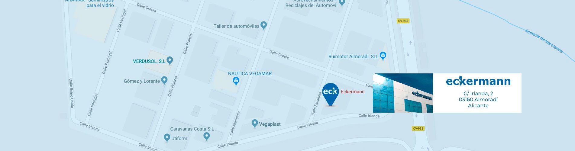 Contacta con Eckermann Dental Implant System